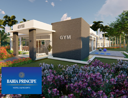 New Gym at Luxury Bahia Principe Ambar - Punta Cana