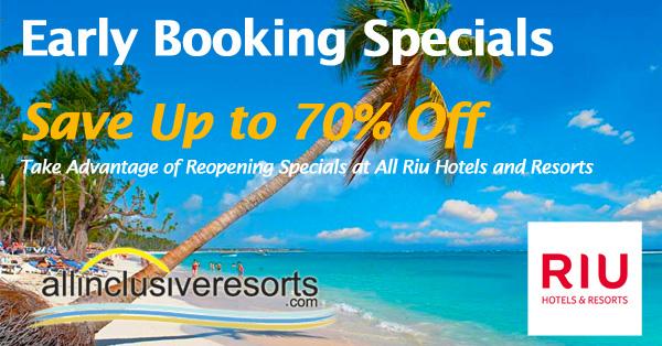 Riu Resorts Update July 2020