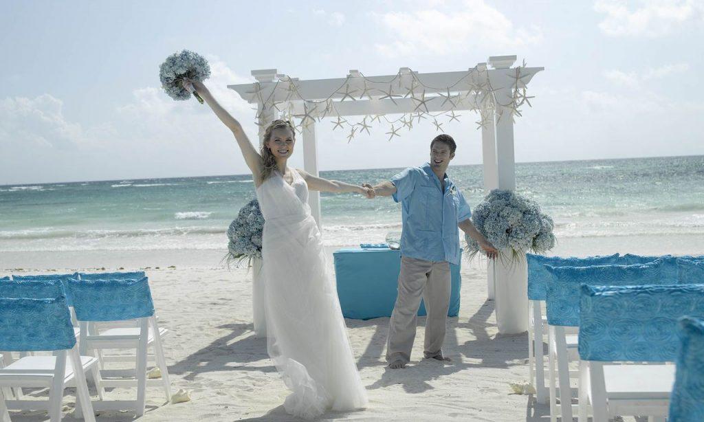 Destination Wedding Palladium Resorts