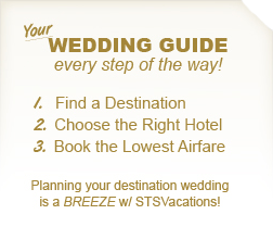 Destination Wedding Planning Guide ~ All Inclusive Resorts