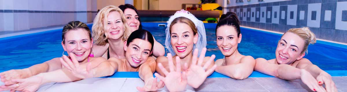 Bachelorette Party All Inclusive Spa